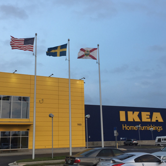 Dec 06, · was the IKEA Tampa store, the largest of the IKEA stores in Florida. Initially IKEA came about in It was founded by Ingvar Kamprad. When Ingvar was 17, his father gave him money as a reward for succeeding in his studies/5().