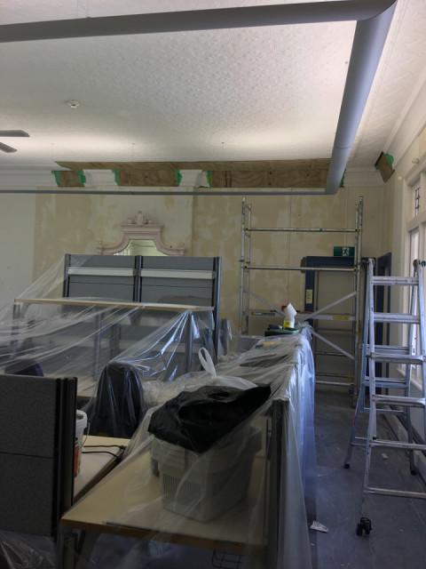 Staff room renovation omwadi blipfoto for Room renovation app